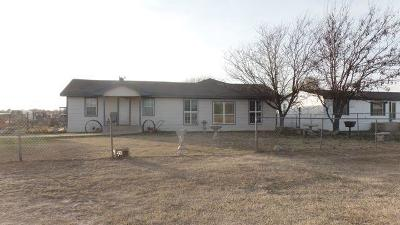 Single Family Home For Sale: 16816 County Road 2220