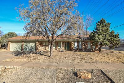 Single Family Home For Sale: 3402 94th Street