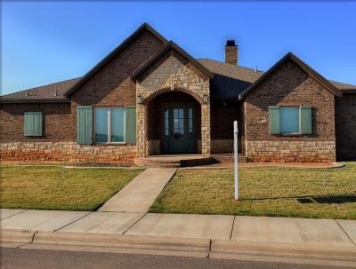 Lubbock Single Family Home Under Contract: 3824 135th Street