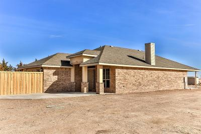 Shallowater TX Single Family Home Under Contract: $259,000