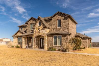 Lubbock Single Family Home For Sale: 15903 County Road 2140