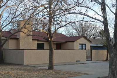 Single Family Home For Sale: 4006 32nd Street