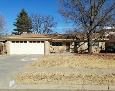 Single Family Home For Sale: 4314 56th Street
