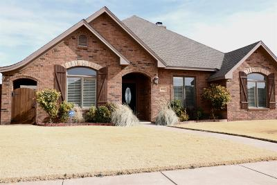 Lubbock Single Family Home For Sale: 10607 Salem Avenue