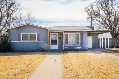 Single Family Home For Sale: 2219 46th Street