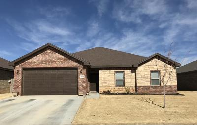 Lubbock Single Family Home For Sale: 7606 86th Street