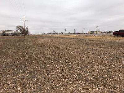 Lubbock Residential Lots & Land Under Contract: 5727 E Us Highway 62/82