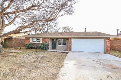 Single Family Home For Sale: 4403 49th Street