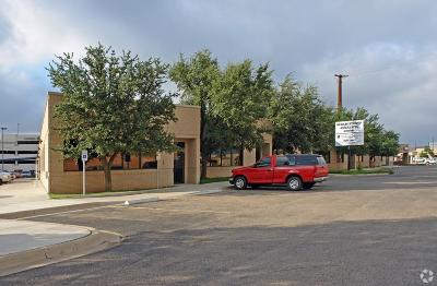 Lubbock Commercial Under Contract: 4321 Marsha Sharp Freeway