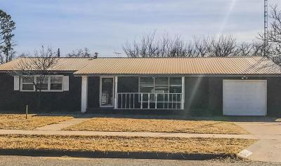 Lamesa Single Family Home For Sale: 503 N 17th