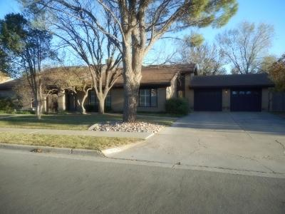 Lubbock Single Family Home For Sale: 5103 2nd Street