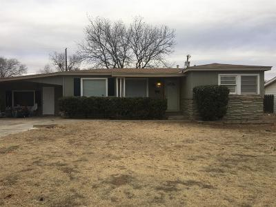Single Family Home For Sale: 4816 10th Street