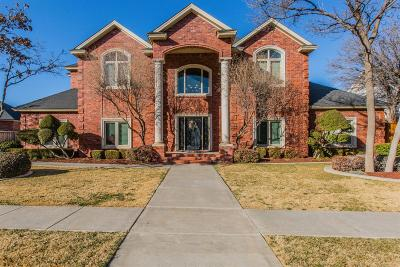 Lubbock Single Family Home For Sale: 4110 86th Street
