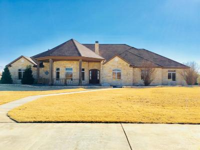Lubbock Single Family Home For Sale: 3205 County Road 7610