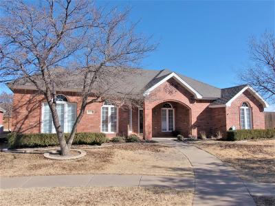 Lubbock Single Family Home For Sale: 10311 York Avenue