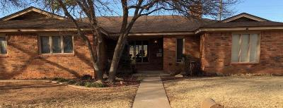 Lubbock Single Family Home For Sale: 5710 74th