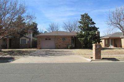 Single Family Home Under Contract: 9606 Elkhart Avenue