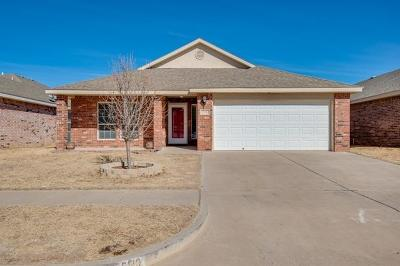 Single Family Home For Sale: 6510 94th Street