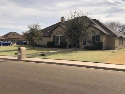 Lubbock Single Family Home For Sale: 6205 112th Street