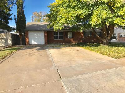 Single Family Home Under Contract: 5438 48th Street