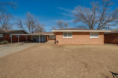 Single Family Home For Sale: 4924 17th Street