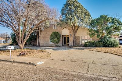 Slaton Single Family Home For Sale: 800 S 21st Street