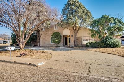 Slaton  Single Family Home For Sale: 800 S 21st Street