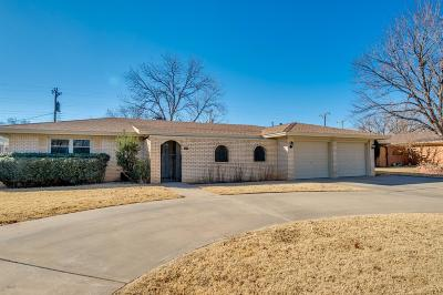 Single Family Home For Sale: 3207 68th Street