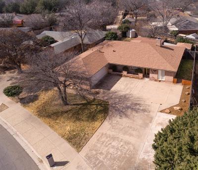 Single Family Home For Sale: 7604 Canton Avenue