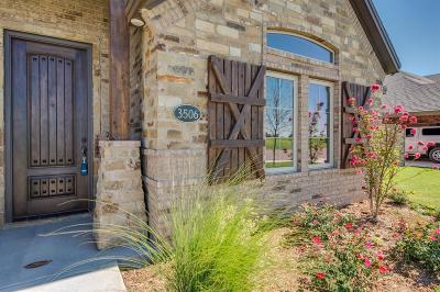 Lubbock Single Family Home For Sale: 3506 135th Street