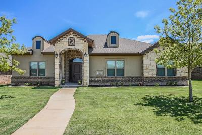 Lubbock Single Family Home For Sale: 12203 Oxford Avenue