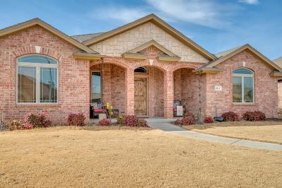 Lubbock Single Family Home For Sale: 6315 76th Street