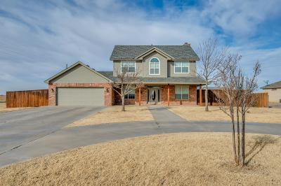 Lubbock Single Family Home For Sale: 3214 Langford Avenue