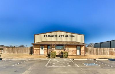 Wolfforth Commercial For Sale: 202 E Us Highway 62/82