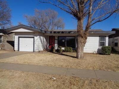Single Family Home For Sale: 1310 Wayland Street