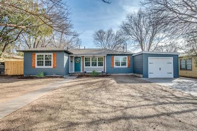 Single Family Home Under Contract: 4205 44th Street
