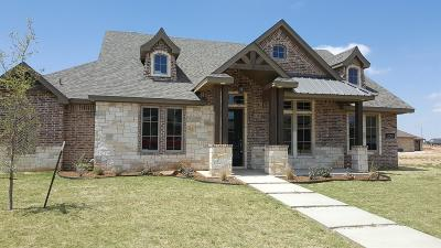 Lubbock Single Family Home For Sale: 12008 Troy Avenue