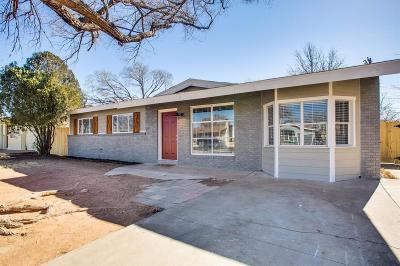 Single Family Home Under Contract: 6019 Orlando Avenue