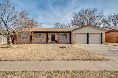 Lubbock Single Family Home For Sale: 5403 36th Street