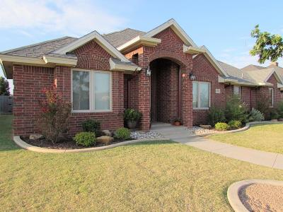 Lubbock Single Family Home For Sale: 6315 77th Street