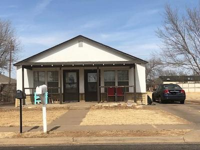 Lubbock Multi Family Home For Sale: 530 44th Street