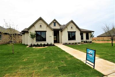 Lubbock TX Single Family Home For Sale: $359,550