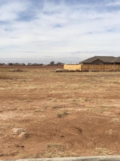 Lubbock Residential Lots & Land For Sale: 13604 Huron Avenue