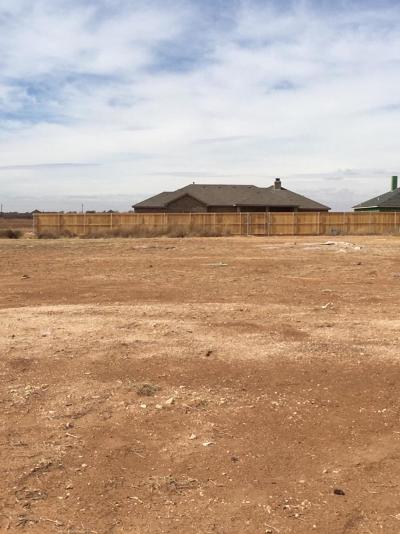 Lubbock TX Residential Lots & Land For Sale: $68,000