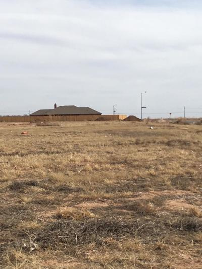 Lubbock Residential Lots & Land For Sale: 13607 Huron Avenue