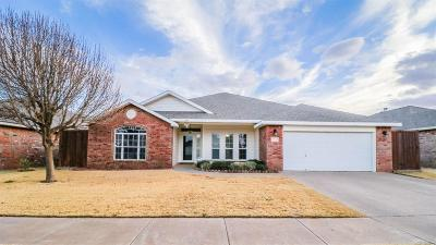Lubbock Single Family Home For Sale: 6707 90th Street