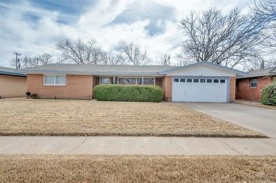 Lubbock Single Family Home For Sale: 5217 8th Street