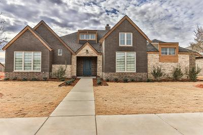 Lubbock Single Family Home For Sale: 3627 133rd Street