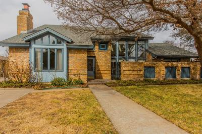 Lubbock Single Family Home For Sale: 4920 79th Street