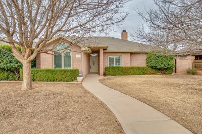 Lubbock TX Single Family Home For Sale: $260,000